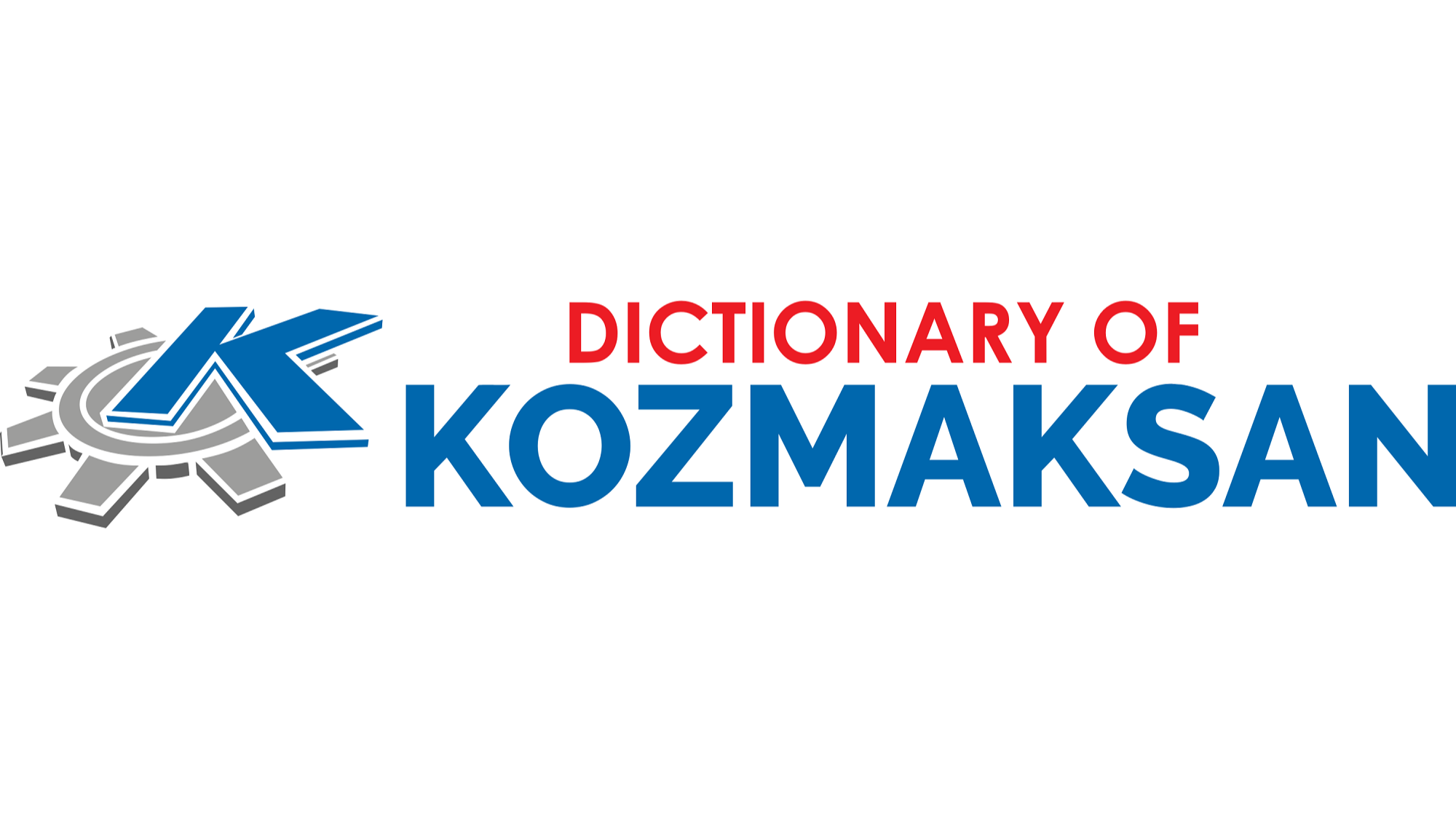Dictionary of Kozmaksan
