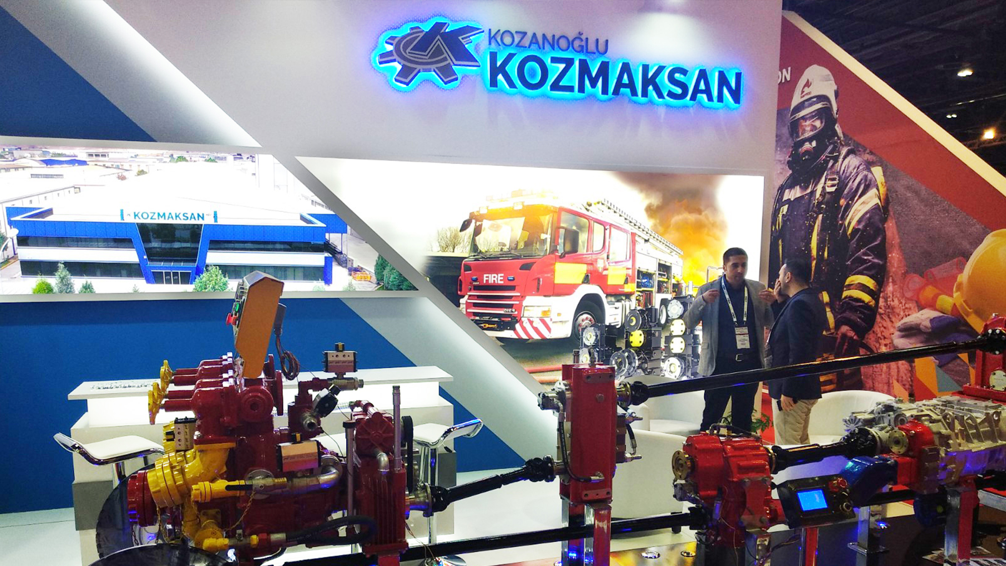 Kozmaksan Has Taken Its Place at Intersec Again!