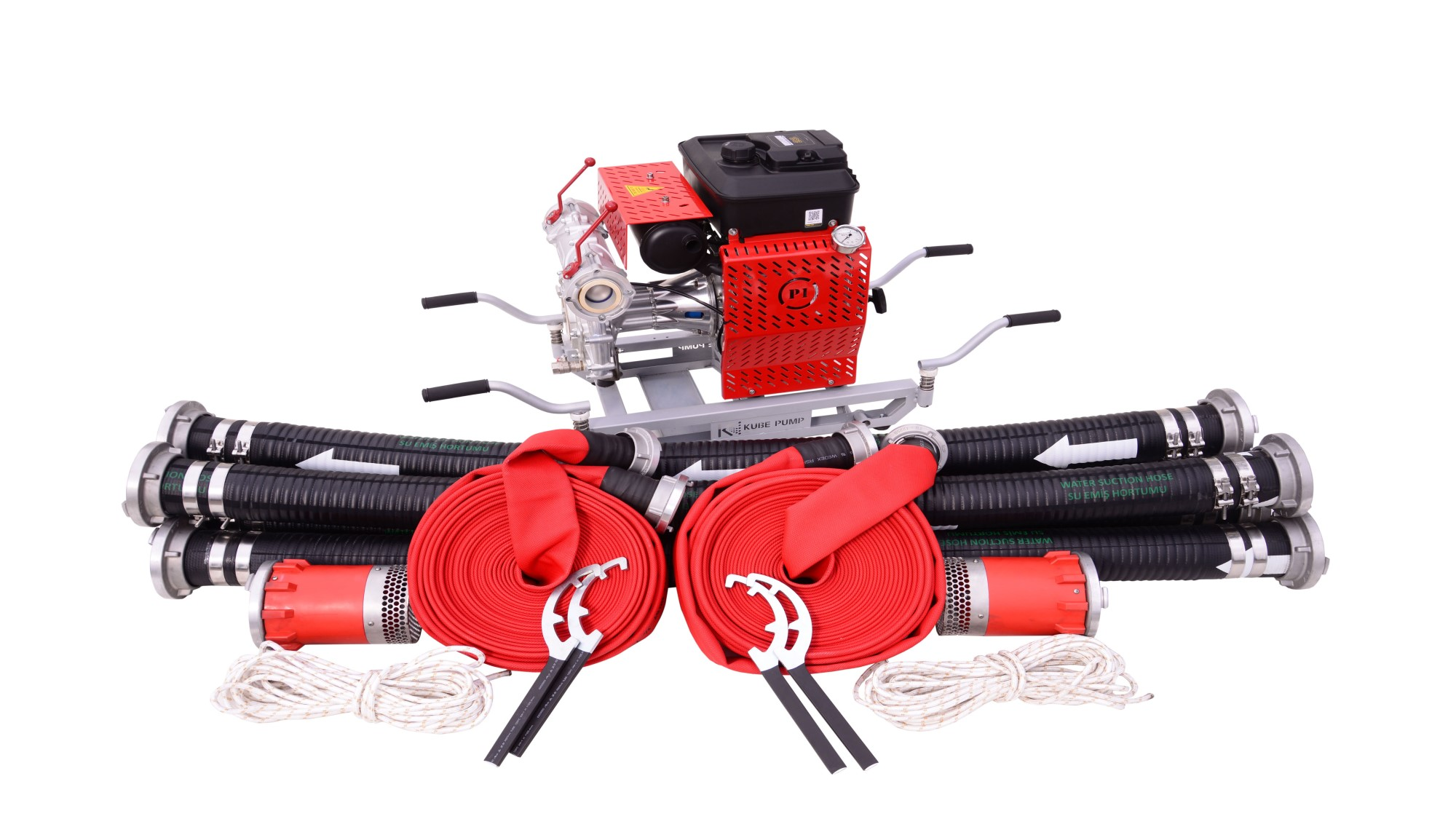 NEW PRODUCT GROUP- PORTABLE FIRE PUMPS
