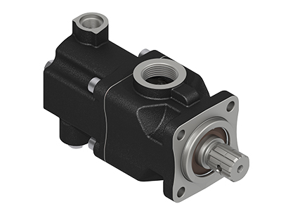 6 Piston Hydraulic Pump