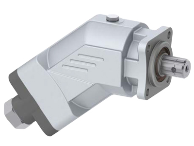 Bent-Axis Hydraulic Pump