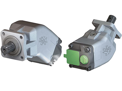 Axis Hydraulic Pump