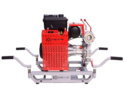 Portable Fire Pump P1 Gasoline