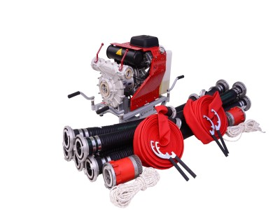 Portable Fire Pump P2 Gasoline