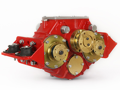 Split Shaft Pto - UARA.450