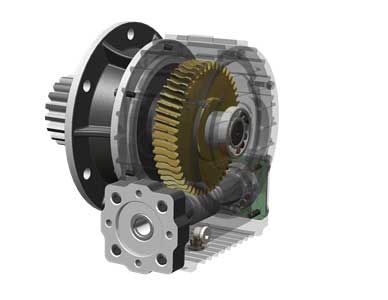 Worm Gear Mechanisim